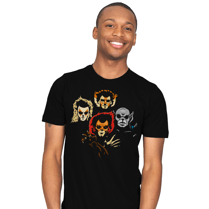 Thunderian Rhapsody - Mens - T-Shirts - RIPT Apparel