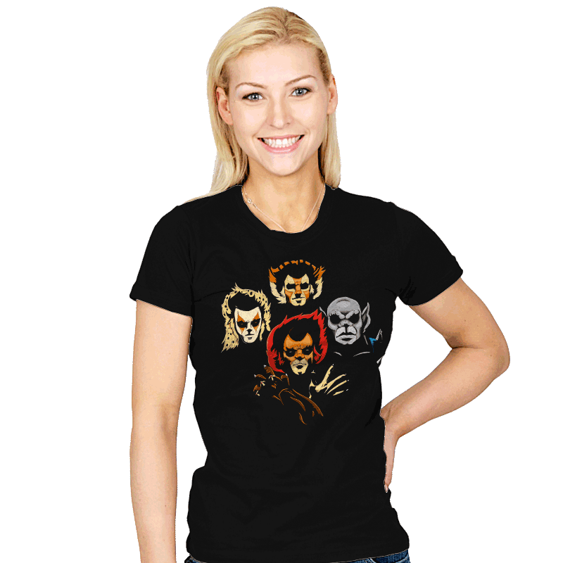 Thunderian Rhapsody - Womens - T-Shirts - RIPT Apparel