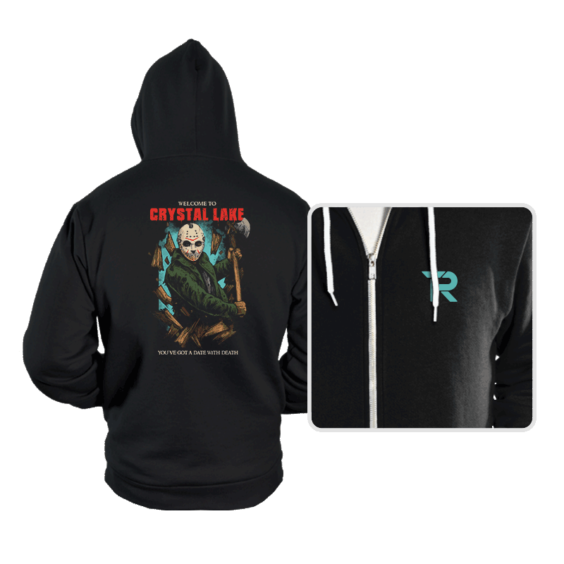 Date with Death - Hoodies - Hoodies - RIPT Apparel