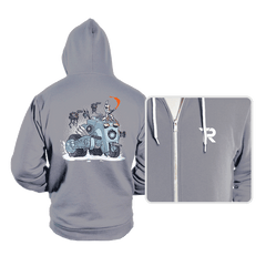 Force Road - Hoodies - Hoodies - RIPT Apparel