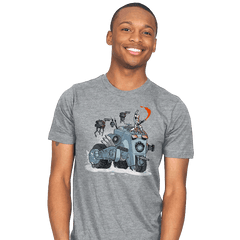 Force Road - Mens - T-Shirts - RIPT Apparel