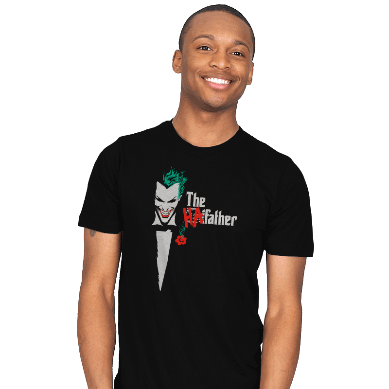 The HAfather - Mens - T-Shirts - RIPT Apparel