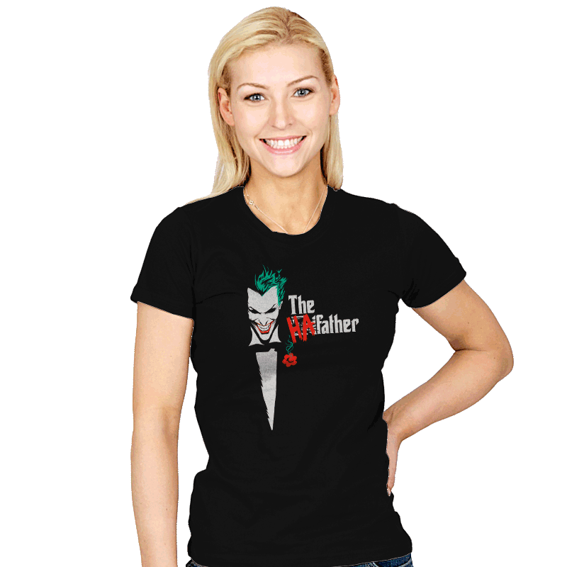The HAfather - Womens - T-Shirts - RIPT Apparel