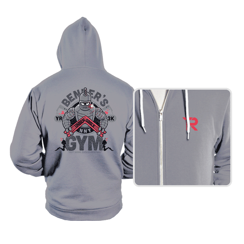 Bender's Gym - Hoodies - Hoodies - RIPT Apparel
