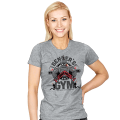 Bender's Gym - Womens - T-Shirts - RIPT Apparel