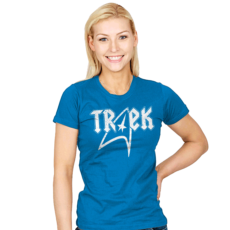 TREK - Womens - T-Shirts - RIPT Apparel