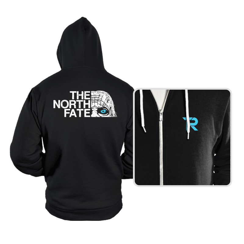 The North Fate - Hoodies - Hoodies - RIPT Apparel