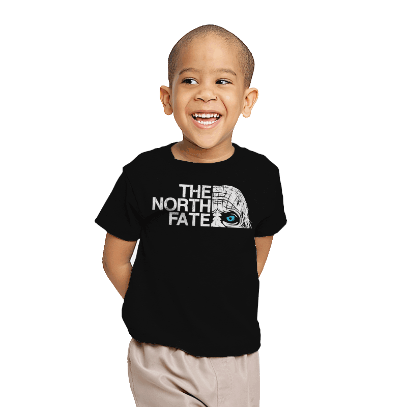 The North Fate - Youth - T-Shirts - RIPT Apparel