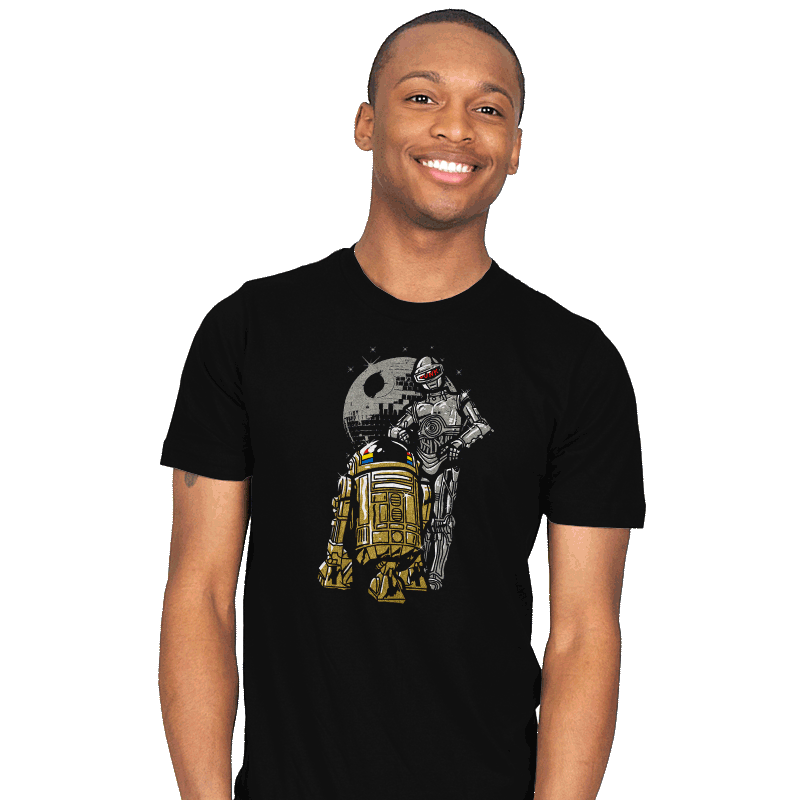 Daft Droids - Mens - T-Shirts - RIPT Apparel
