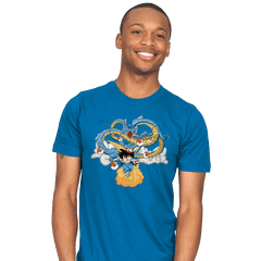 Poke'ball Z - Mens - T-Shirts - RIPT Apparel