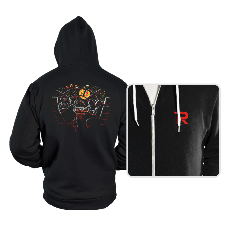A Rad Feeling - Hoodies - Hoodies - RIPT Apparel