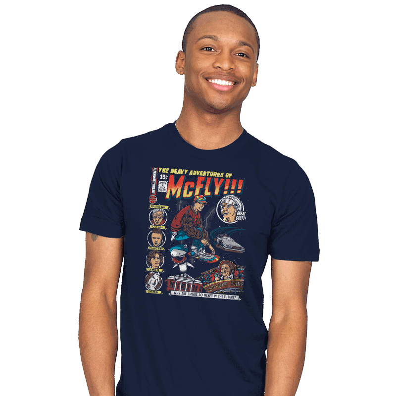 Heavy Adventures - Mens - T-Shirts - RIPT Apparel