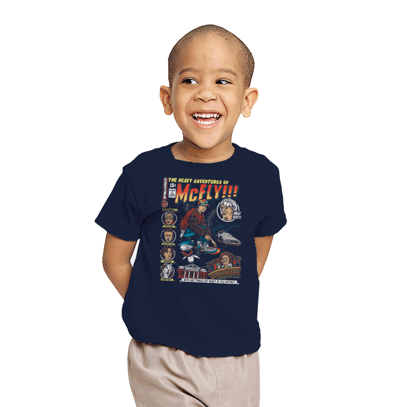 Heavy Adventures - Youth - T-Shirts - RIPT Apparel