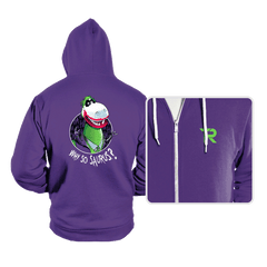 Why so Saurus? - Hoodies - Hoodies - RIPT Apparel