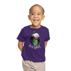 Why so Saurus? - Youth - T-Shirts - RIPT Apparel