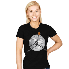 Air Jack - Womens - T-Shirts - RIPT Apparel