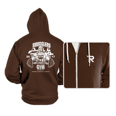 Smugglers Gym - Hoodies - Hoodies - RIPT Apparel