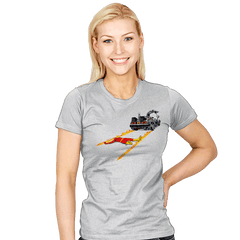Future Imperfect - Womens - T-Shirts - RIPT Apparel