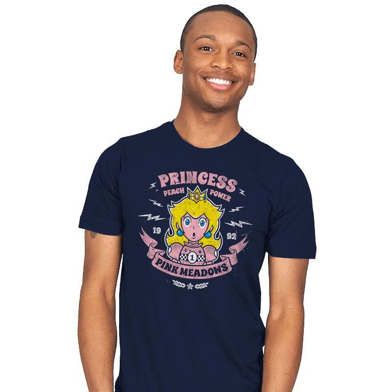 Princess Power - Mens - T-Shirts - RIPT Apparel