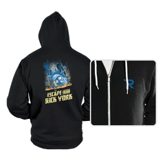 Escape from Rick York - Hoodies - Hoodies - RIPT Apparel