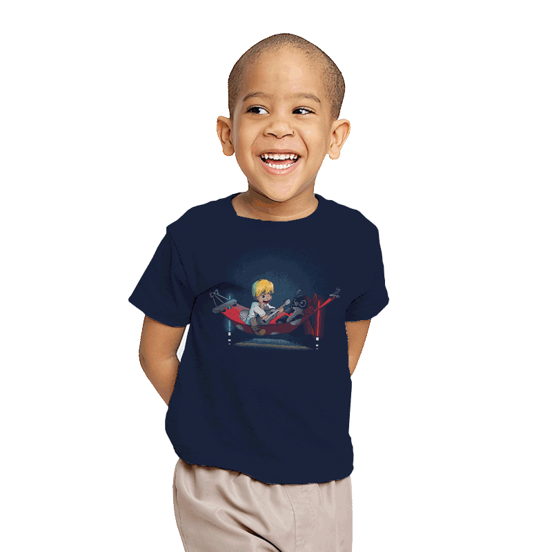 Aloha Jedi - Youth - T-Shirts - RIPT Apparel