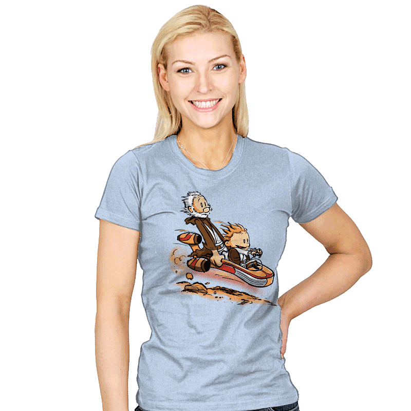 A Less Civilized Age - Womens - T-Shirts - RIPT Apparel