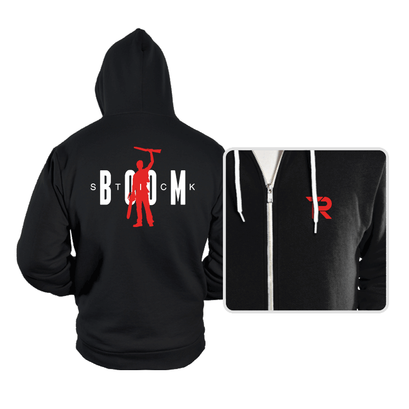Boom Stick - Hoodies - Hoodies - RIPT Apparel