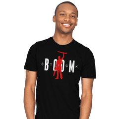 Boom Stick - Mens - T-Shirts - RIPT Apparel