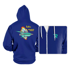 Intergalactic Delivery Company - Hoodies - Hoodies - RIPT Apparel