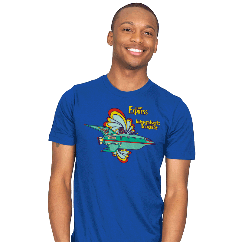 Intergalactic Delivery Company - Mens - T-Shirts - RIPT Apparel