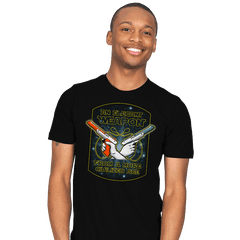 Elegant Weapon - Mens - T-Shirts - RIPT Apparel