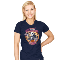 Pumpkin King Ale - Womens - T-Shirts - RIPT Apparel
