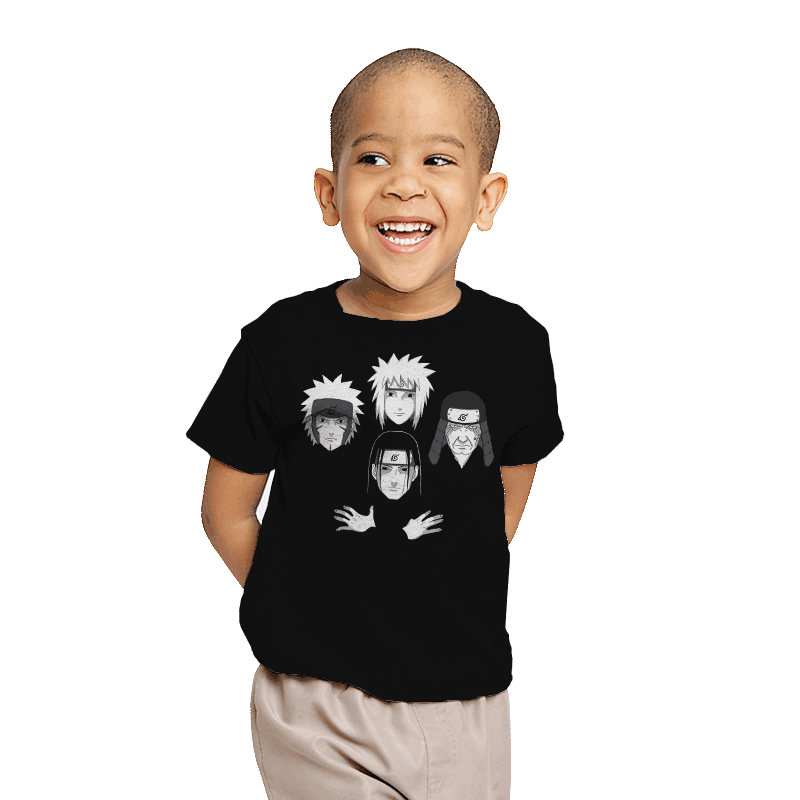 Hokage Rhapsody - Youth - T-Shirts - RIPT Apparel