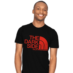 The Dark Side - Mens - T-Shirts - RIPT Apparel