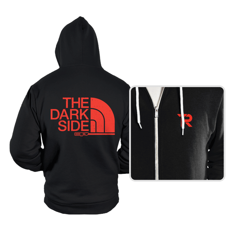 The Dark Side - Hoodies - Hoodies - RIPT Apparel