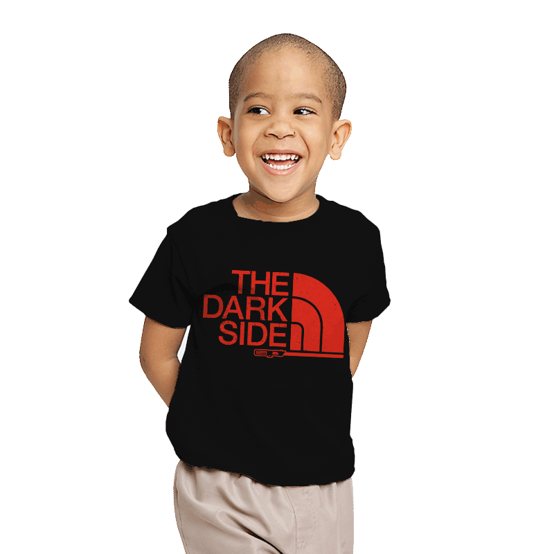 The Dark Side - Youth - T-Shirts - RIPT Apparel