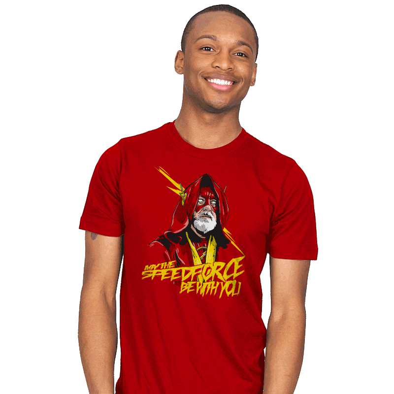 Use the Speed Force - Mens - T-Shirts - RIPT Apparel