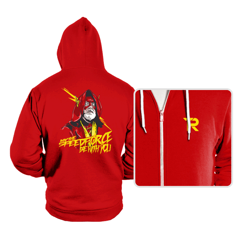 Use the Speed Force - Hoodies - Hoodies - RIPT Apparel