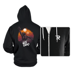 Back From The Pit - Hoodies - Hoodies - RIPT Apparel