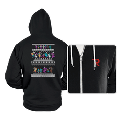 Monster Holiday Sweater - Hoodies - Hoodies - RIPT Apparel