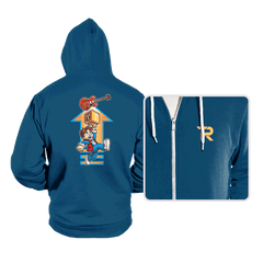 Super Future Bros. - Hoodies - Hoodies - RIPT Apparel