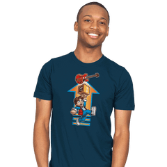 Super Future Bros. - Mens - T-Shirts - RIPT Apparel