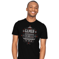 Classic Gamer - Mens - T-Shirts - RIPT Apparel