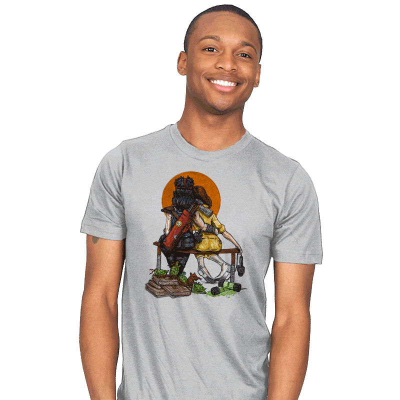 Little Ninjas - Mens - T-Shirts - RIPT Apparel