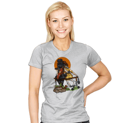 Little Ninjas - Womens - T-Shirts - RIPT Apparel