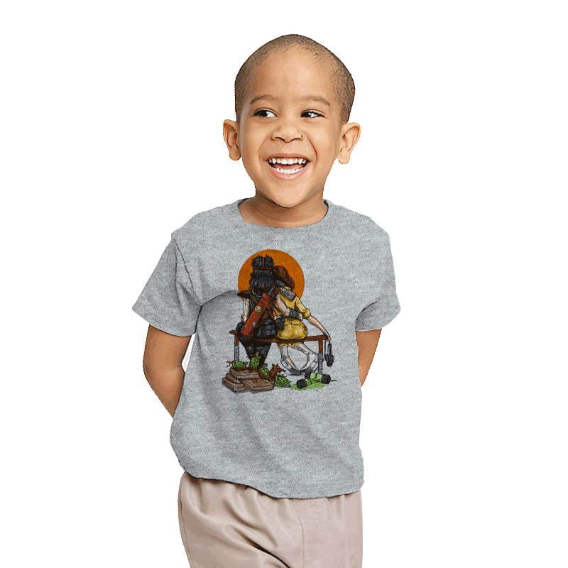 Little Ninjas - Youth - T-Shirts - RIPT Apparel
