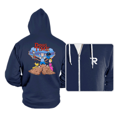 Doug Time - Hoodies - Hoodies - RIPT Apparel