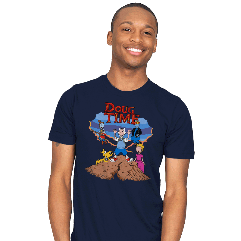 Doug Time - Mens - T-Shirts - RIPT Apparel