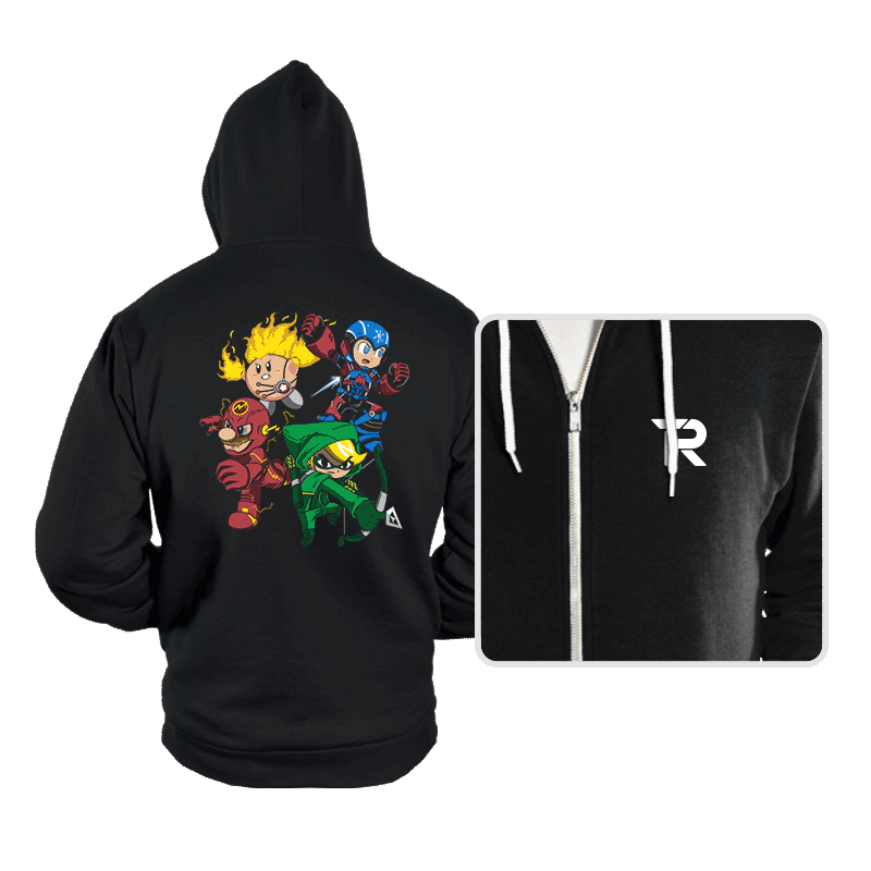 City Smash Bros. - Hoodies - Hoodies - RIPT Apparel