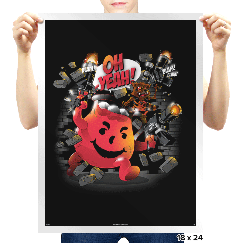 OH YEAH! Exclusive - Prints - Posters - RIPT Apparel